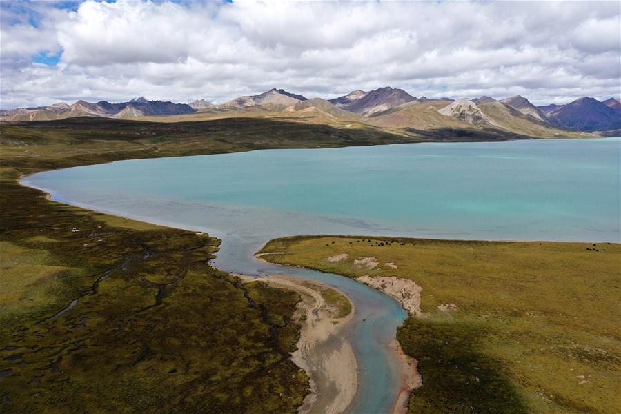 CHINA-TIBET-BUTUO LAKE-SCENERY (CN)