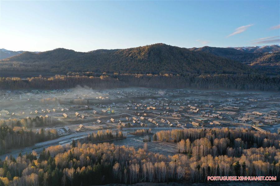 CHINA-XINJIANG-HOM-SCENERY (CN)