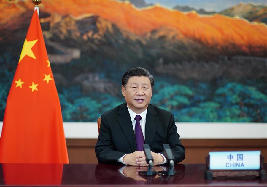 CHINA-XI JINPING-UNITED NATIONS SUMMIT-BIODIVERSITY (CN)