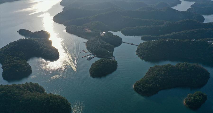 CHINA-JIANGXI-LUSHAN MOUNTAIN-WEST SEA-SCENERY (CN)