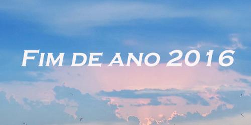 ESPECIAL FIM DE ANO 2016