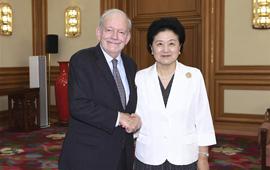 China, UNICEF e UNFPA aprofundarão cooperação sob Iniciativa do Cinturão e Rota