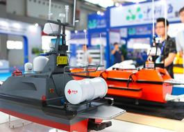 Destaques da Exposição Internacional de Ciência e Tecnologia Oceânica da China em Qingdao