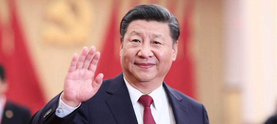Xi reúne-se com representantes do congresso
