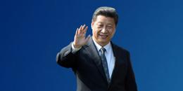 Xi visita à África