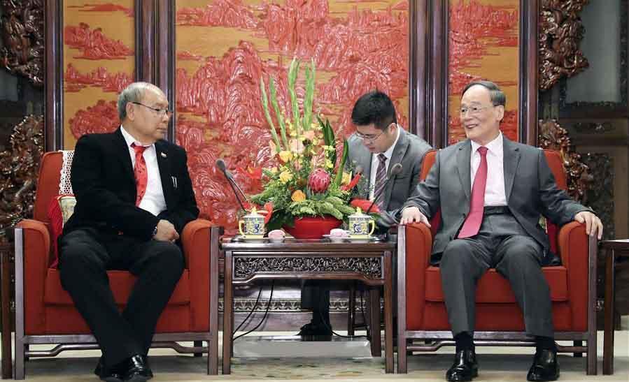 China e Mianmar aumentarão cooperação