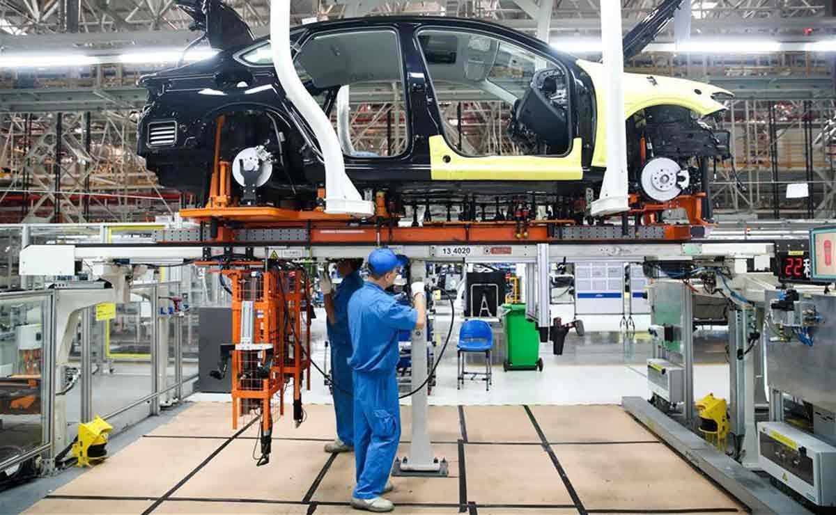 Novo modelo de carro da SAIC será lançado na CIIE