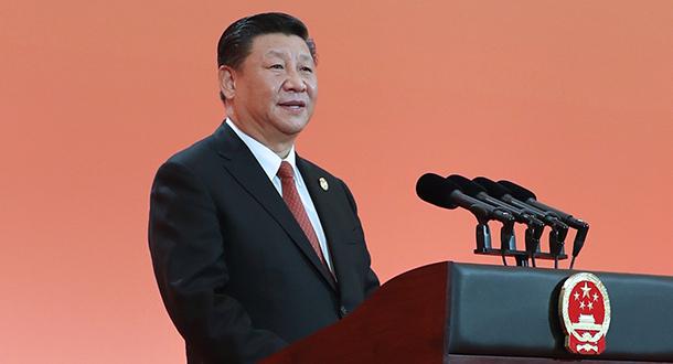 Xi oferece banquete aos convidados da CIIE