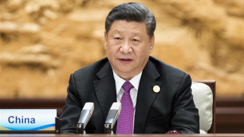 (Cinturão e Rota) Xi destaca desenvolvimento de alta qualidade do Cinturão e Rota