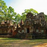 China desempenha um papel mais importante na preservação do patrimônio cultural do Camboja