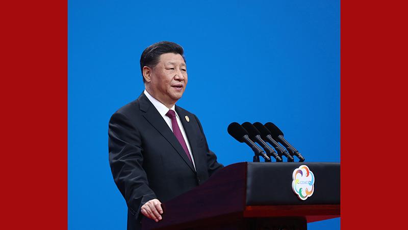 Xi participa da abertura da Conferência sobre Diálogo de Civilizações Asiáticas