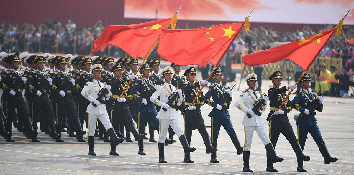 China realiza grande celebração do 70º aniversário de fundação da República Popular da China