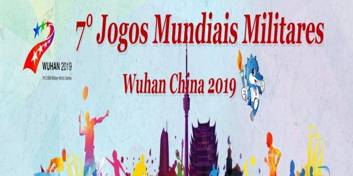 7º Jogos Mundiais Militares 2019