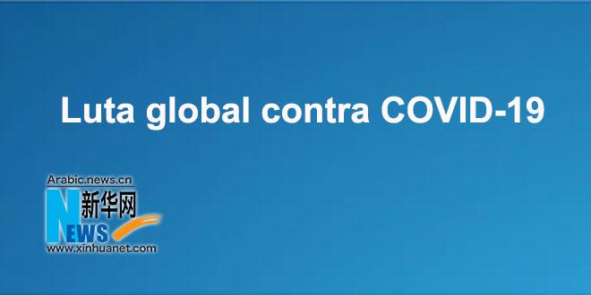 LUTA GLOBAL CONTRA COVID-19