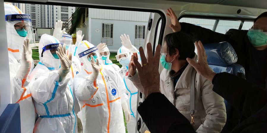 China divulga protocolo sobre gestão de pacientes recuperados da COVID-19