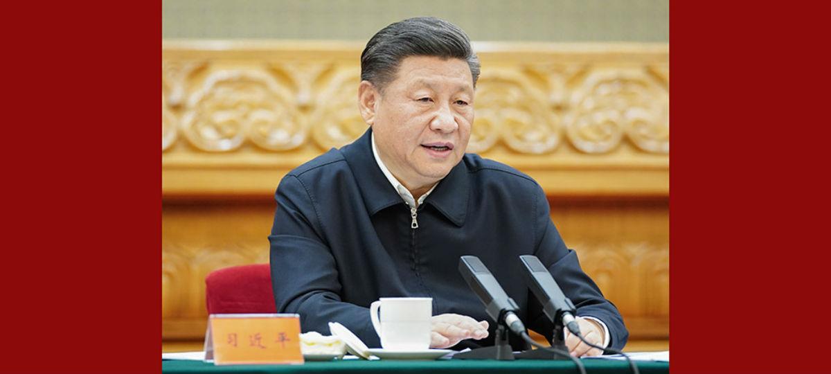 Xi enfatiza esforços incessantes no controle da COVID-19 e coordenação com o desenvolvimento socioeconômico