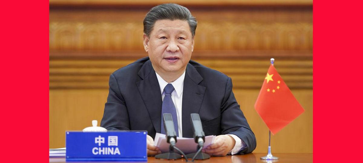 Xi pede que comunidade internacional fortaleça confiança e atue com unidade sobre COVID-19