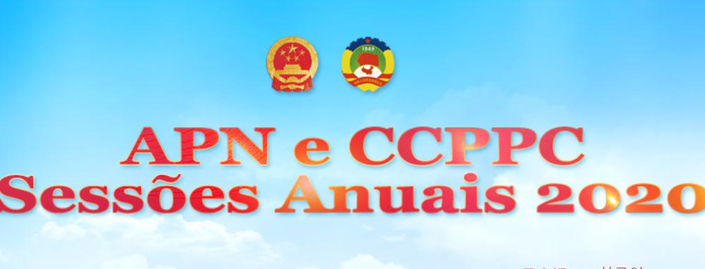 APN e CCPPC Sessões Anuais 2020
