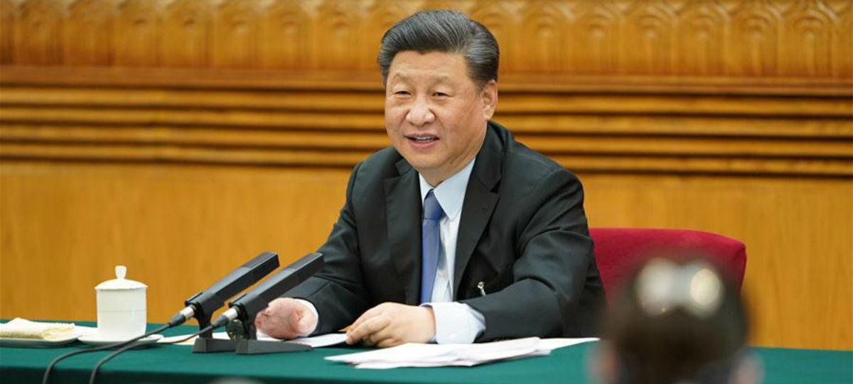 Xi participa de deliberação da delegação da Mongólia Interior na sessão legislativa anual