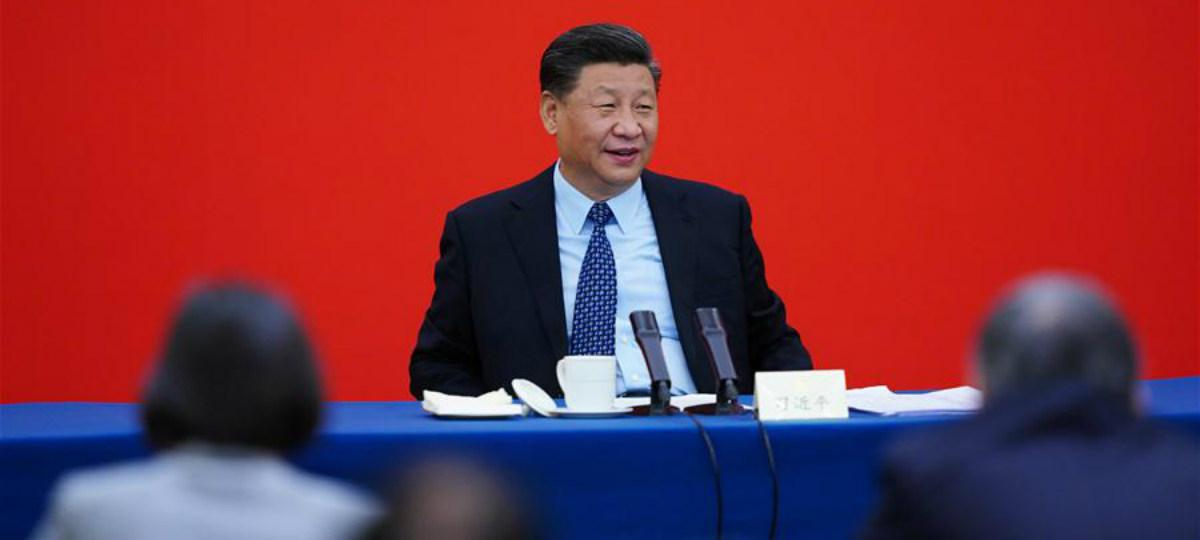 Xi destaca análise da economia chinesa de perspectiva abrangente, dialética e de longo prazo