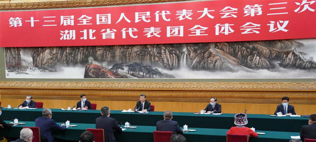 Xi pede fortalecimento de rede de proteção à saúde pública