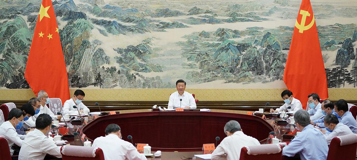 Xi destaca perspectiva de longo prazo no planejamento econômico e social