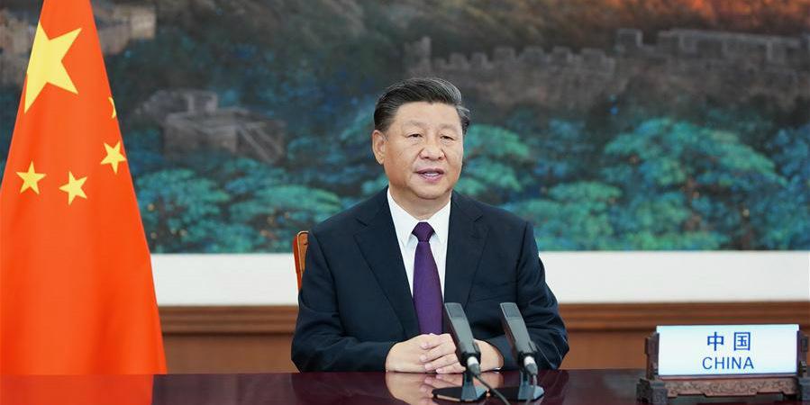 Urgente: Xi começa a discursar na reunião de alto nível pelo aniversário da ONU