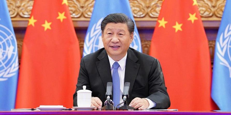 Xi destaca promoção da comunidade com futuro compartilhado para a humanidade