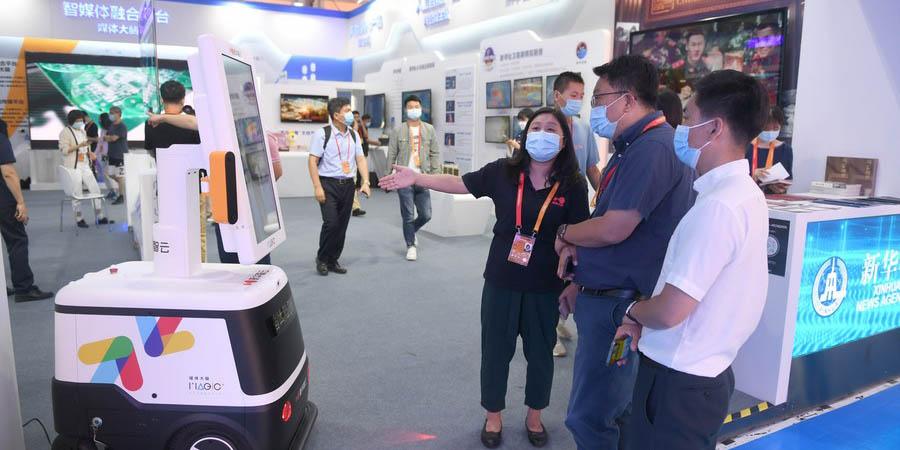 China divulga diretriz para promover convergência da mídia