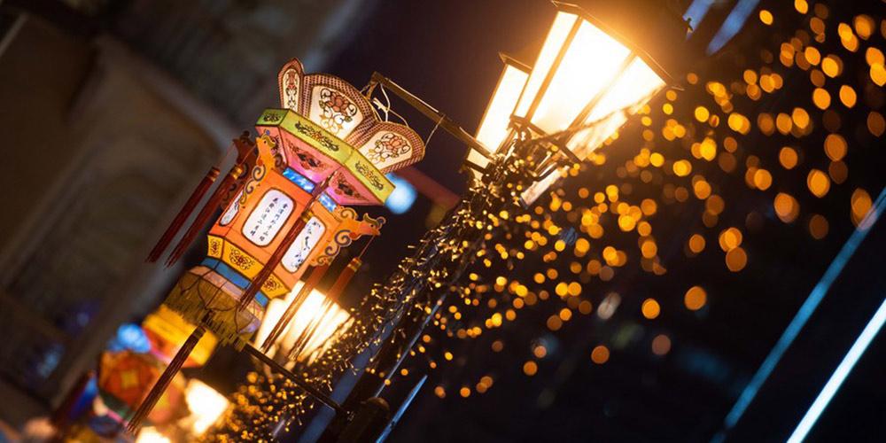 Imagens da Ásia: As luzes de Macau
