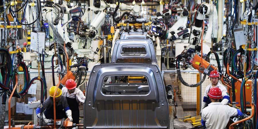 PMI manufatureiro da China aumenta em setembro
