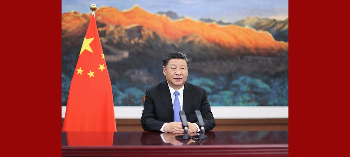Xi anuncia novas medidas para expandir a abertura geral