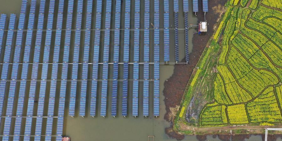 China estabelece maior sistema de energia limpa do mundo, diz Xi