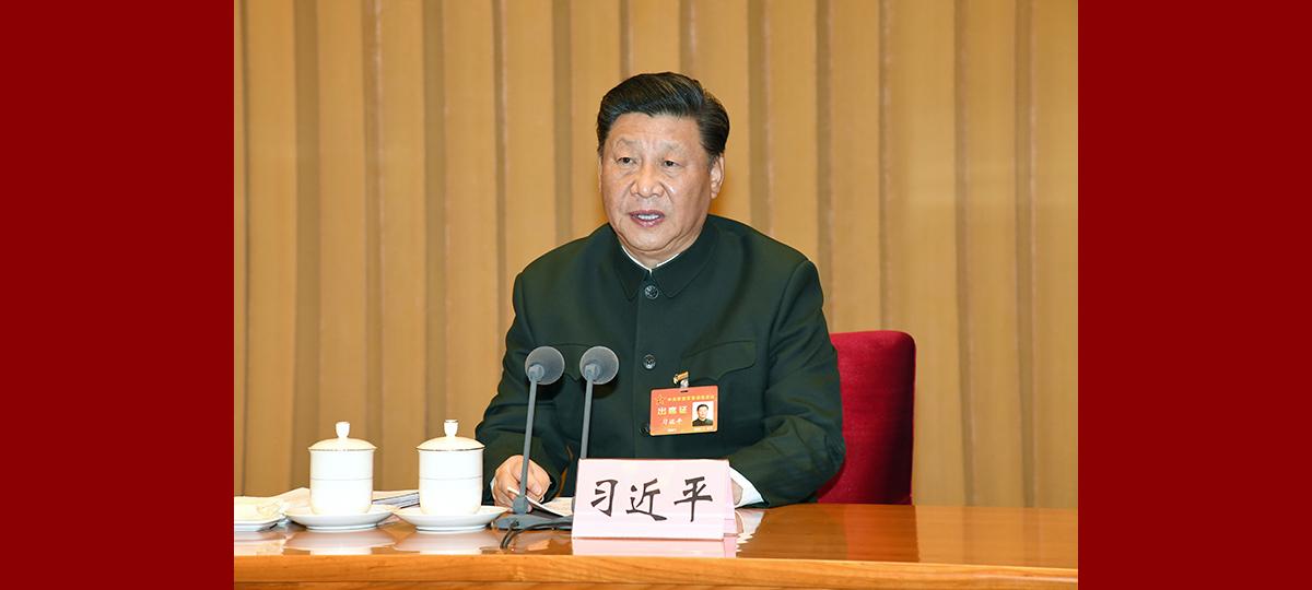 Xi enfatiza treinamento militar em prol de capacidade de vencer guerras