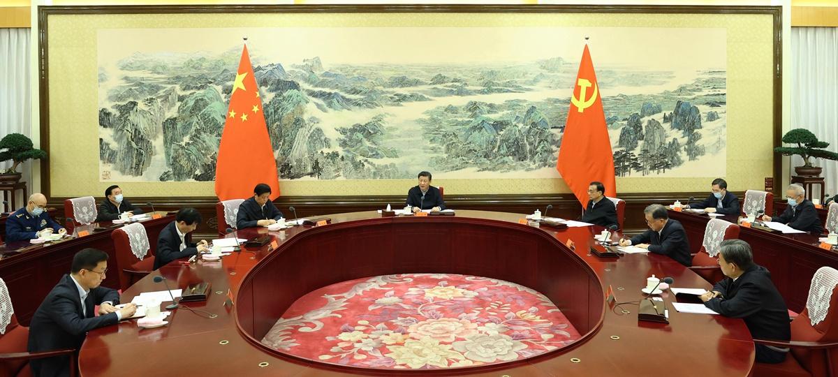 Reunião de liderança do PCC destaca construção política