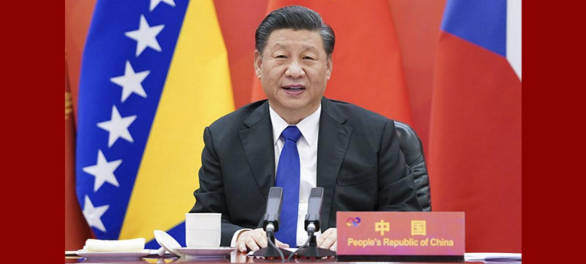 Xi pede a criação de um novo plano de cooperação China-CEEC