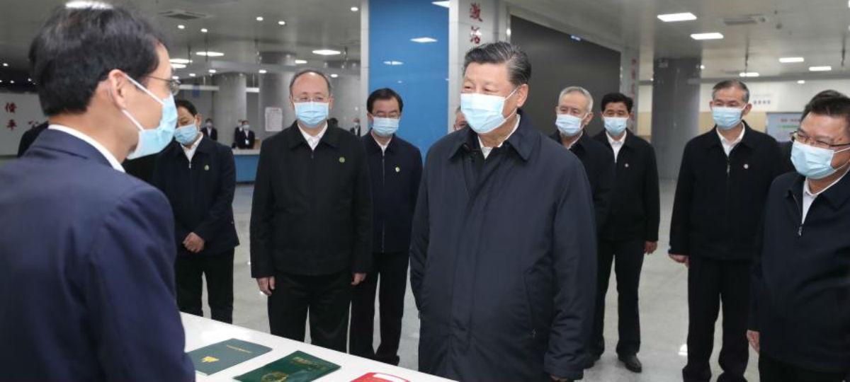 Xi visita Shaxian durante inspeção ao leste da China