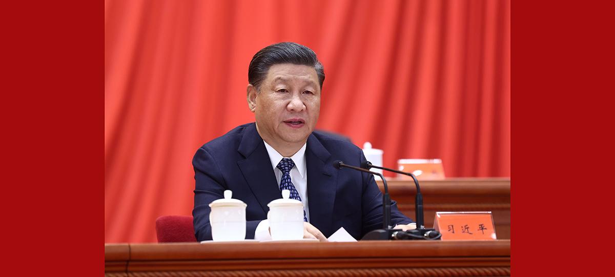 Xi enfatiza autofortalecimento científico e tecnológico em níveis mais altos