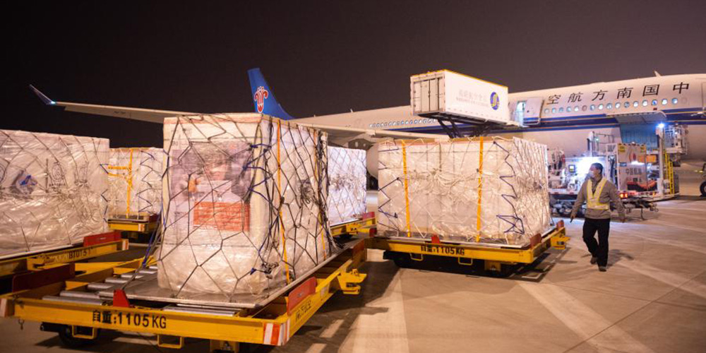 China promoverá setor de logística aérea internacional