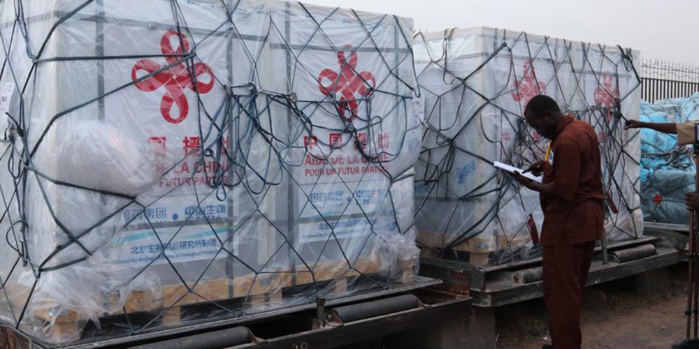 China fornecerá mais vacinas e assistência internacional
