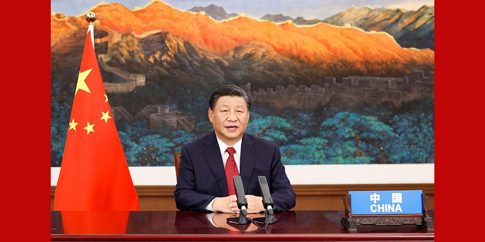 Xi pede reforço da confiança e abordagem conjunta dos desafios globais na Assembleia Geral da ONU