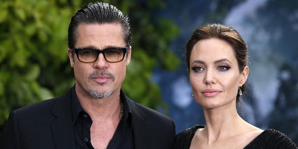 Angelina Jolie entra com pedido de divórcio de Brad Pitt