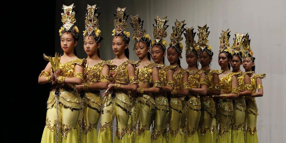 Festival Cultural da China realiza-se em Chicago