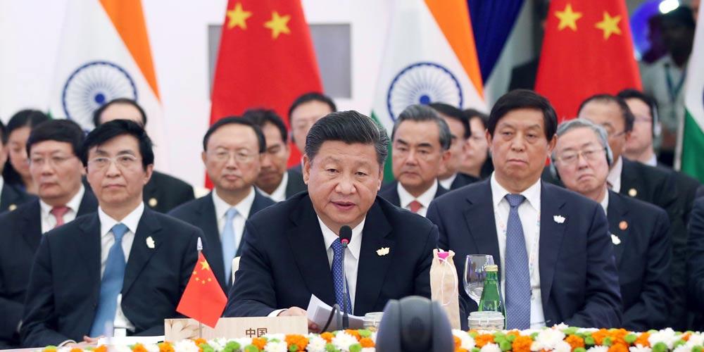Presidente chinês pede que países do BRICS consolidem a confiança e enfrentem os  desafios