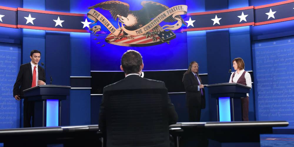 Debate presidencial final entre Hillary Clinton e Donald Trump será realizado em Las Vegas