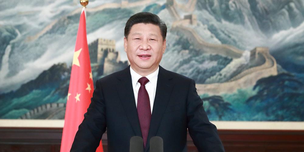 Presidente Xi transmite bons votos no discurso de Ano Novo