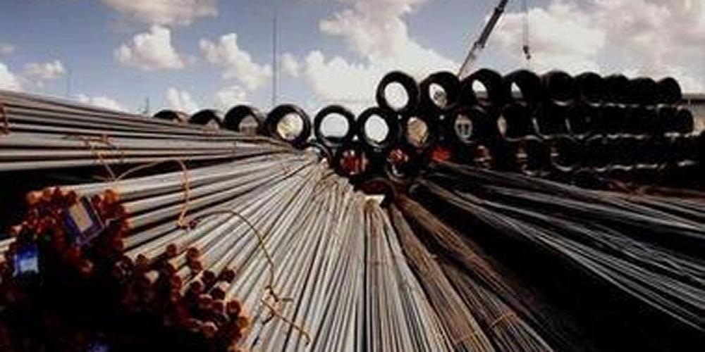 Aumento das barreiras comerciais diminuem exportações de aço da China