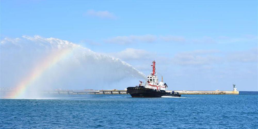 Novo navio é posto em serviço em Sansha