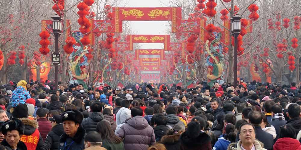 China tem mais viagens turísticas até 4º dia do feriado