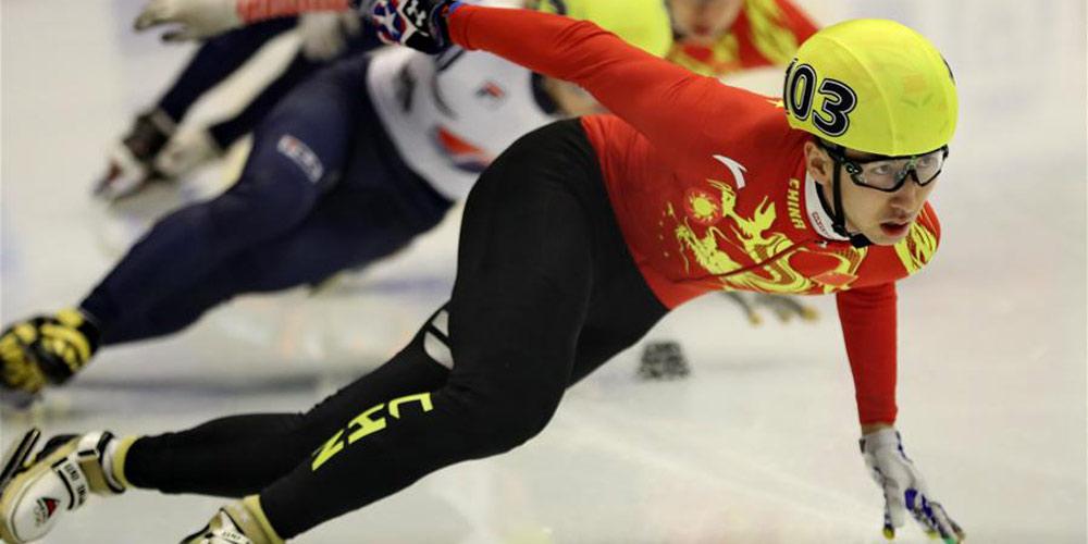Em imagens: patinação de velocidade em pista curta nos Jogos Asiáticos de Inverno Sapporo 2017